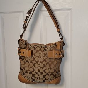Coach Ladies Shoulder Bag